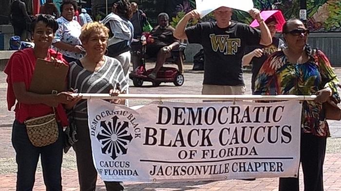 DUVAL COUNTY DEMOCRATIC BLACK CAUCUS